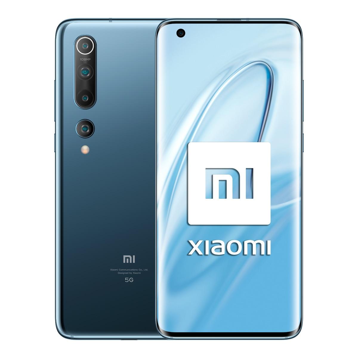 Xiaomi Mi 10 5G 8 + 256 GB (399,90 con promoción recompra)