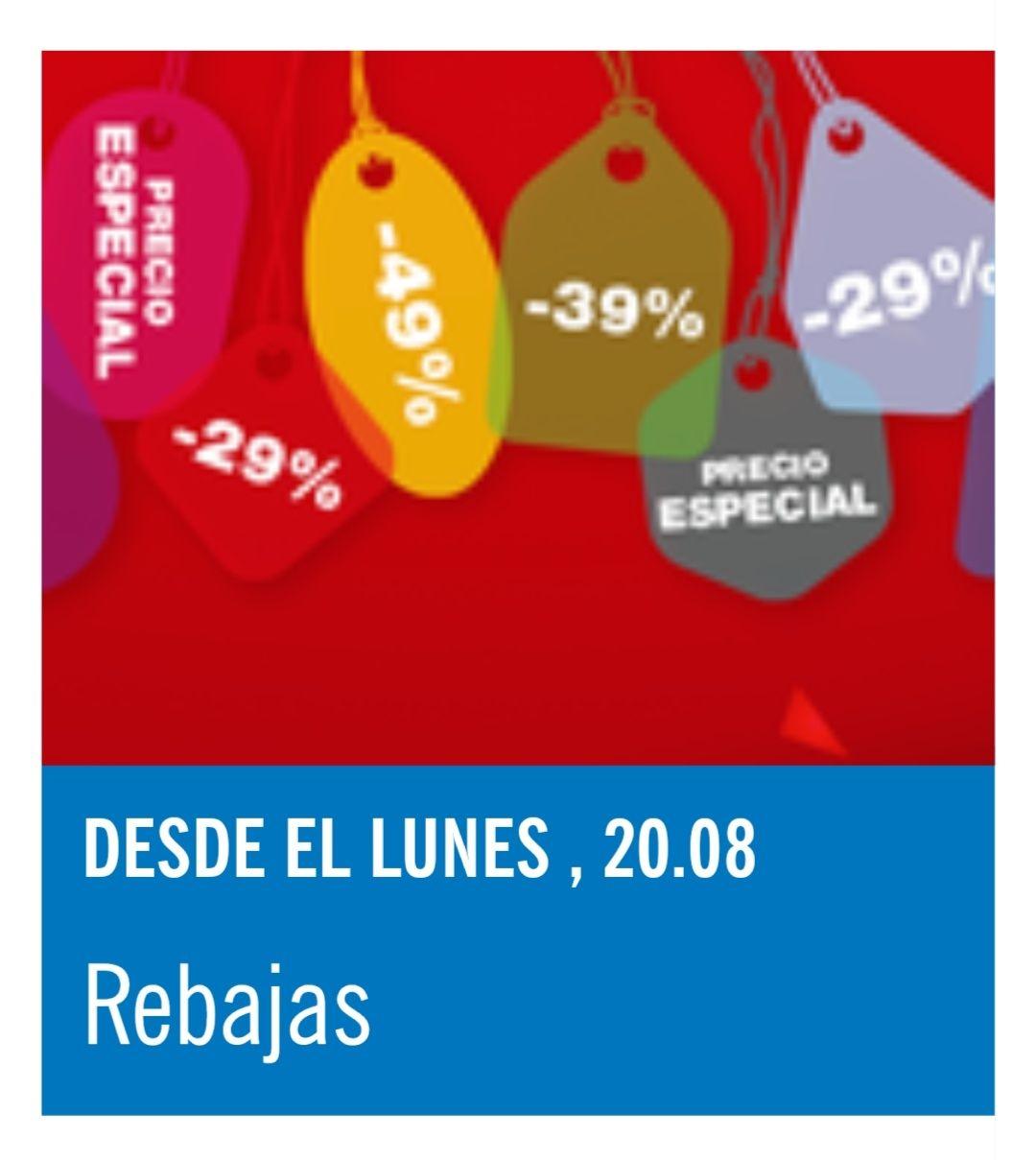 REBAJAS LIDL LUNES 20