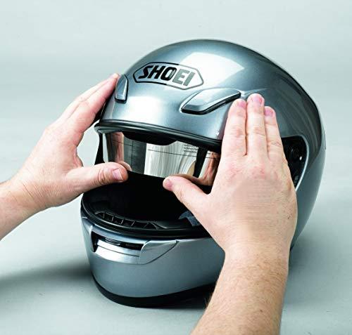 -35% SUNAX Visor solar para casco de moto (Clientes Prime)
