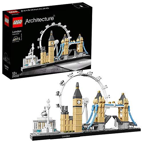 Lego Architecture Skyline Londres