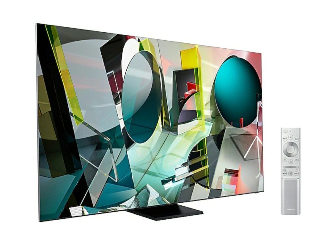 """Tv Q950TS QLED 189 cm 75"""" 8k smart TV 2020"""