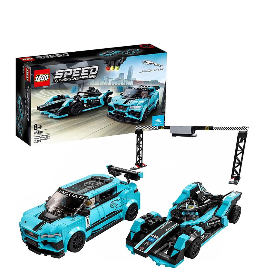 Lego speed champions Fórmula E
