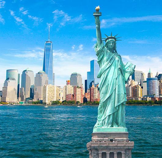 Vuelos directos a Nueva York sólo 290€ ida y vuelta