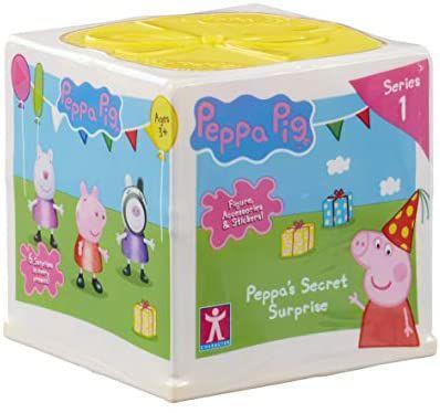 Peppa Pig - Figuras Caja Sorpresa