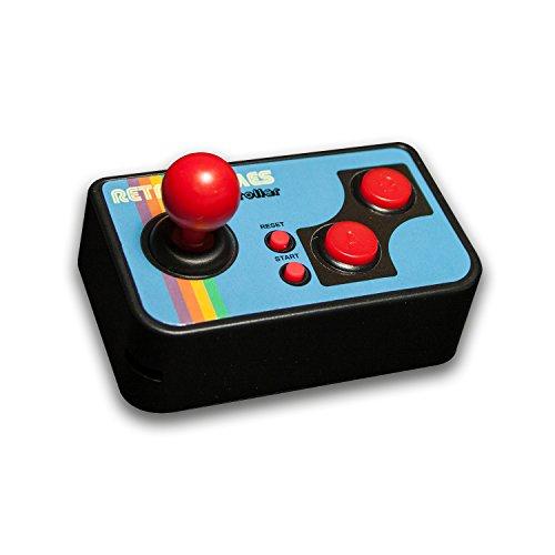 Mando RetroGames con 200 juegos