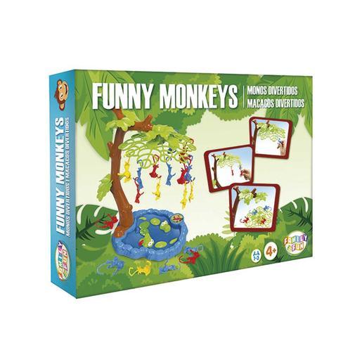 Juego de los monos locos