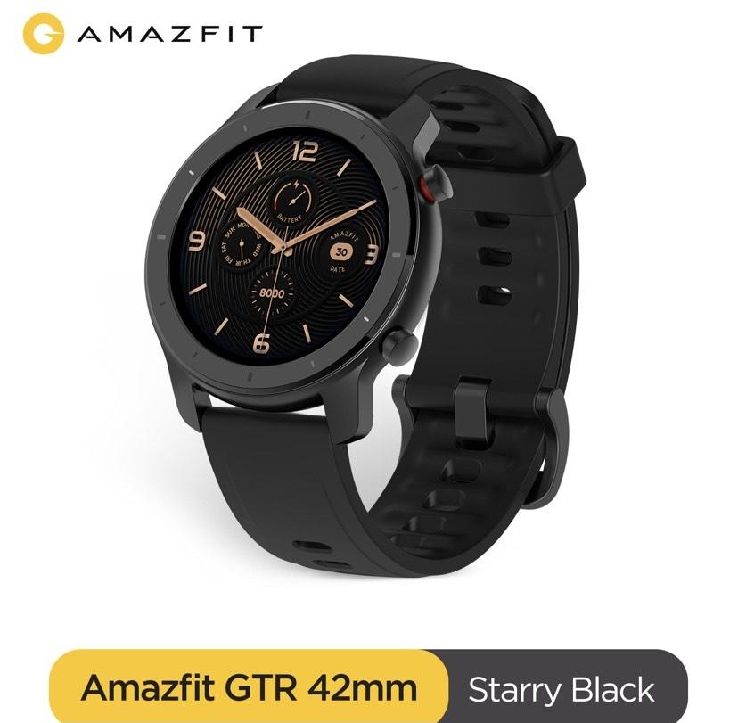 Smartwatch Amazfit GTR (modelo 42mm) desde España