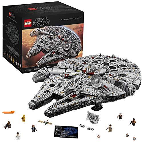 Halcón Milenario (LEGO 75192)