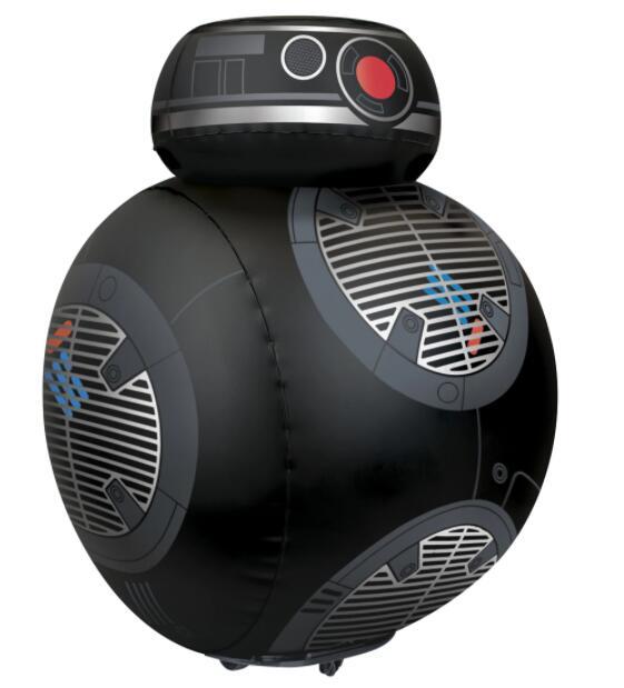 Robot radiocontrol hinchable con sonido Victor Delta / BB-9E Star Wars Episodio VIII: El último Jedi. [CANARIAS]