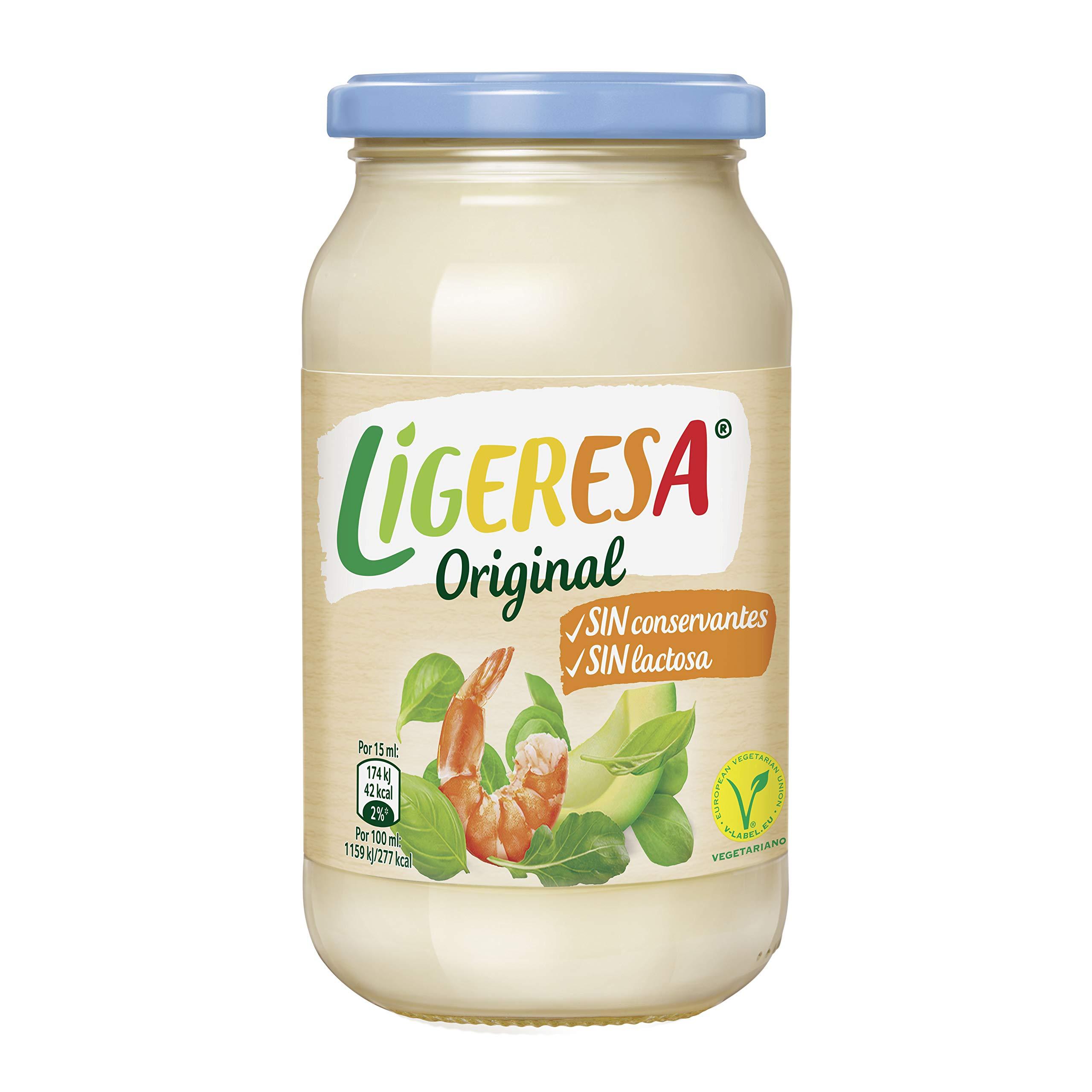 Ahorra 5€ por compras superiores a 10€ en Ligeresa/Hellmanns : 8 botes de Ketchup por menos de 6€