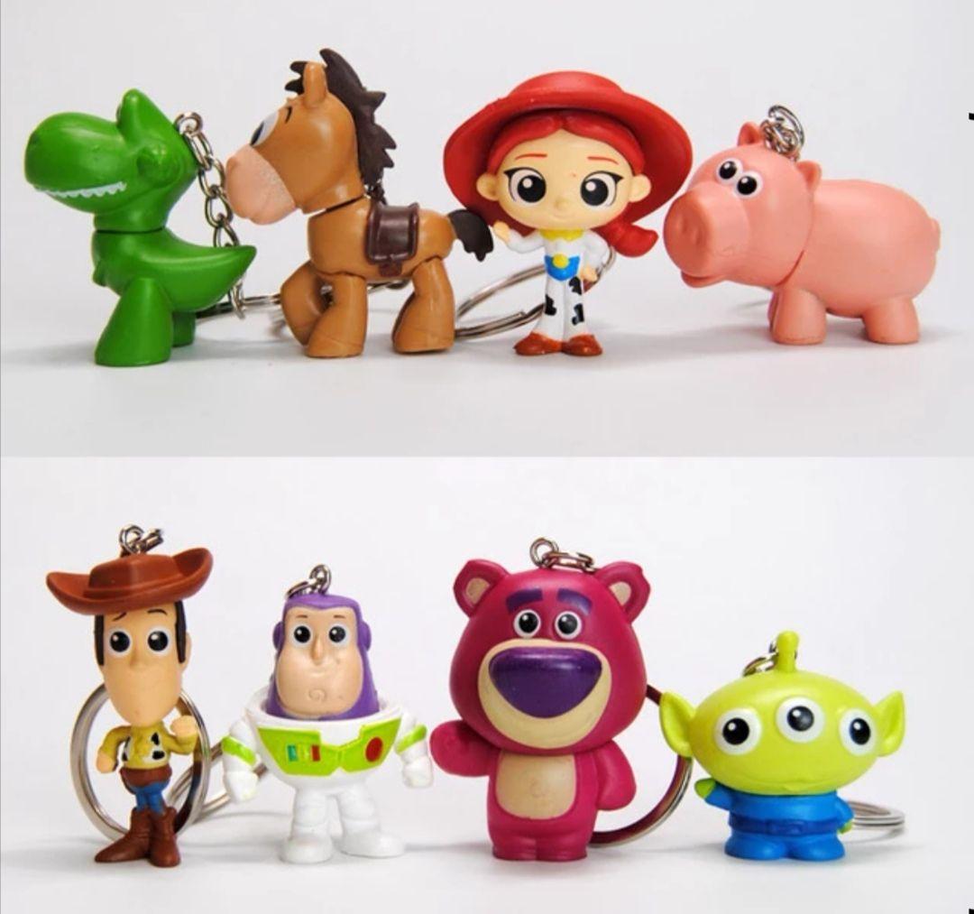 Llaveros Toy Story