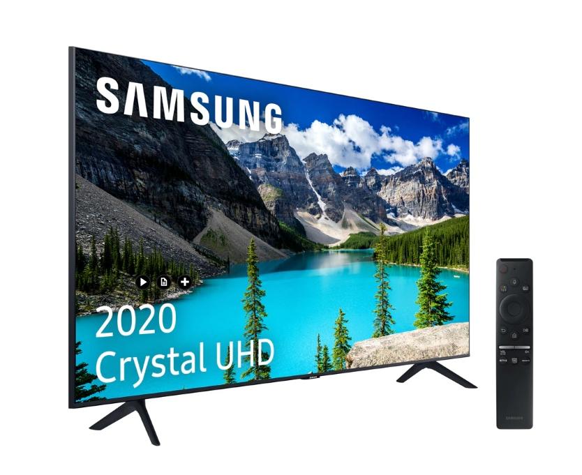 """TV LED 189 cm (75"""") Samsung UE75TU8005 4K, HDR 10+ y Smart TV"""