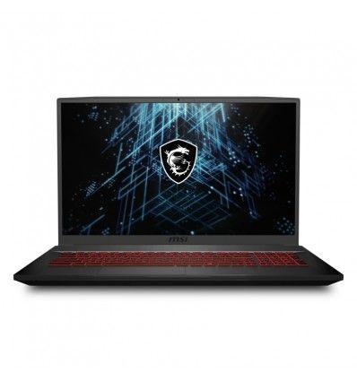 """MSI GF75 Thin 10UE-017XES, 17.3"""" FHD, Intel® Core™ i7-10750H, 16GB, 512GB SSD, RTX3060, FDOS"""