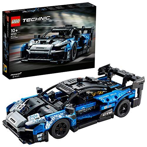 LEGO 42123 Technic McLaren Senna GTR