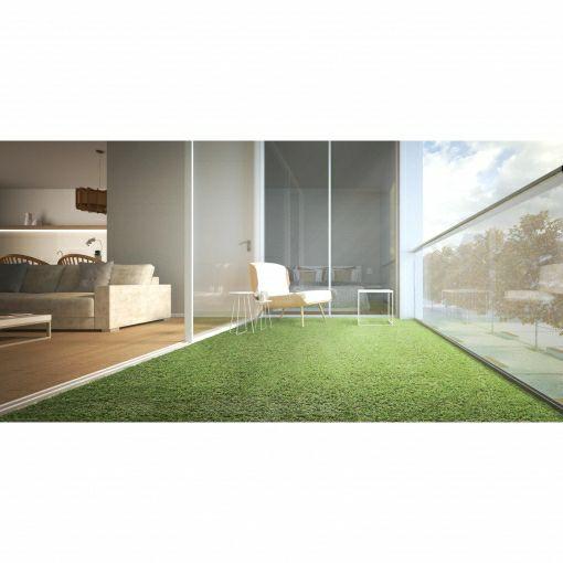 Césped Artificial Verde Eterny 2x4m 40mm