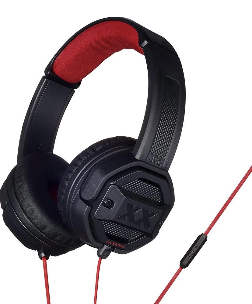 JVC Xtreme Xplosives - Auriculares in-Ear con Mando a Distancia y micrófono,
