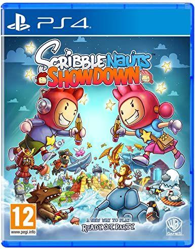 Scribblenauts Showdown (PS4 y Xbox One)