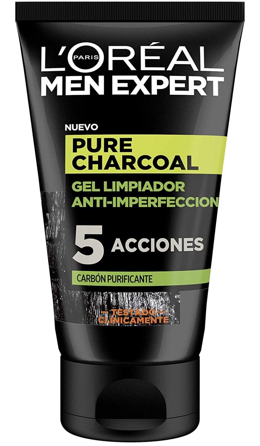 L'Oreal Men Expert Pure Charcoal X6 BOTES