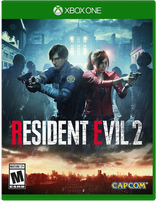 Resident Evil 2 Remake Xbox One (importación inglesa)