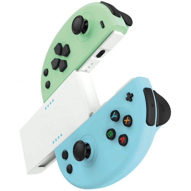 Joy-Con Nintendo Switch marca GIOTECK inalámbricos [Los he probado]