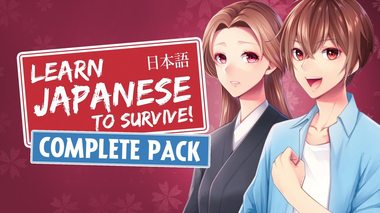 Aprende japonés jugando con el pack de Hiragana Battle, Katakana War y Kanji Combat+DLC