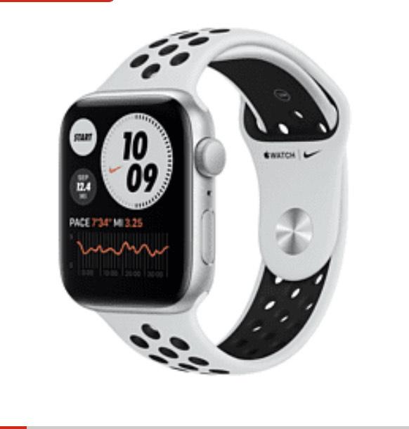 Apple Watch Nike SE,GPS , 44 mm