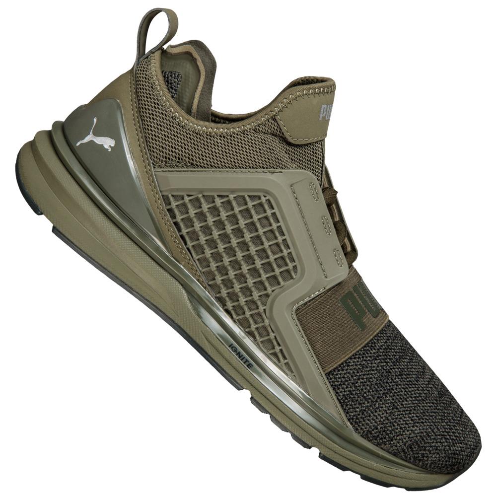 PUMA Ignite Tejido ilimitado Hombre Sneakers