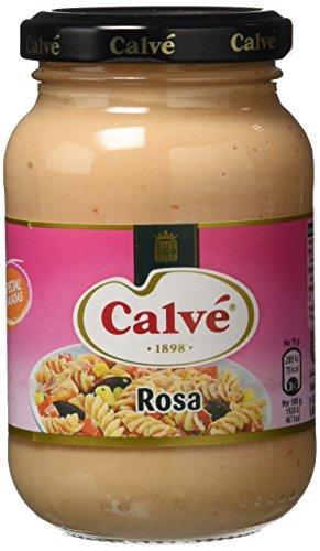 3 unidades Calvé Salsa Rosa por 2€! (Al tramitar)