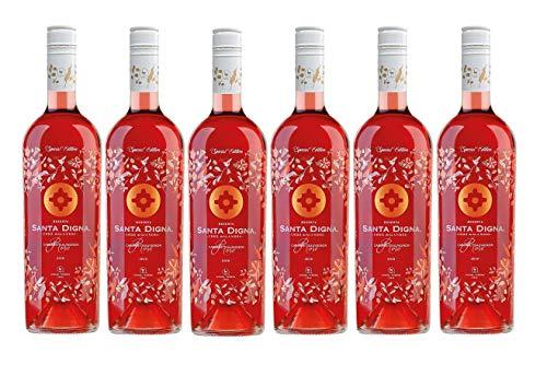 Vino rosado chileno