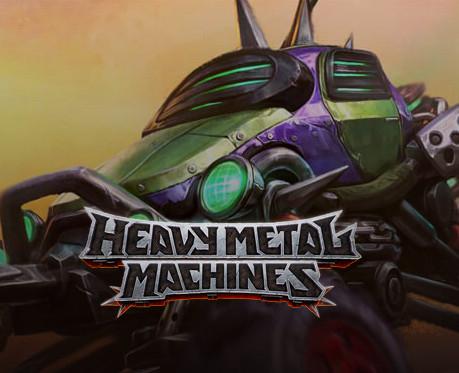 Dirt Devil Pack para Heavy Metal Machines (GRATIS) - 9 items