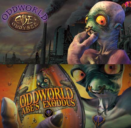 PC (STEAM): Saga ODDWORLD - Descuentos del 66%. Juegos desde 1,01€