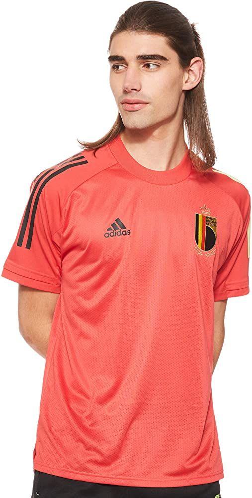 Camiseta entrenamiento Bélgica 20/21 (Talla L)