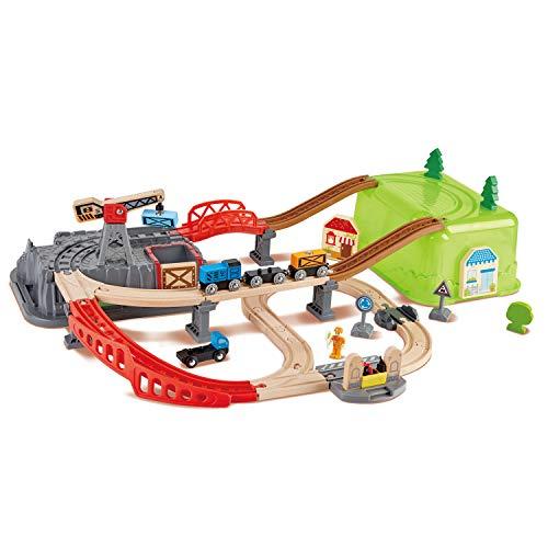 Set de construcción ferrocarril HAPE