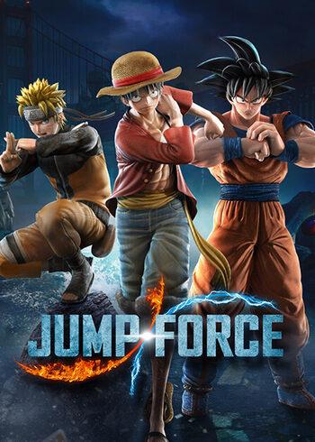 Jump Force [KEY STEAM]