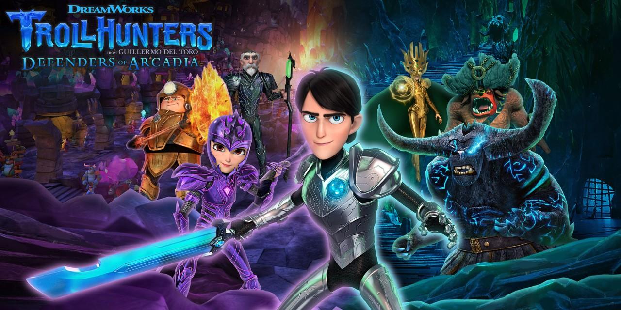 TrollHunters: Defenders of Arcadia 19.99€ Nintendo Switch (Juego Digital)