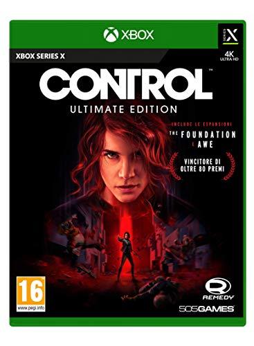 Control - Ultimate Edition - Xbox Series X [Importación italiana]