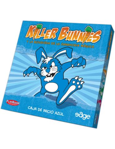 Killer Bunnies y la búsqueda de la zanahoria mágica