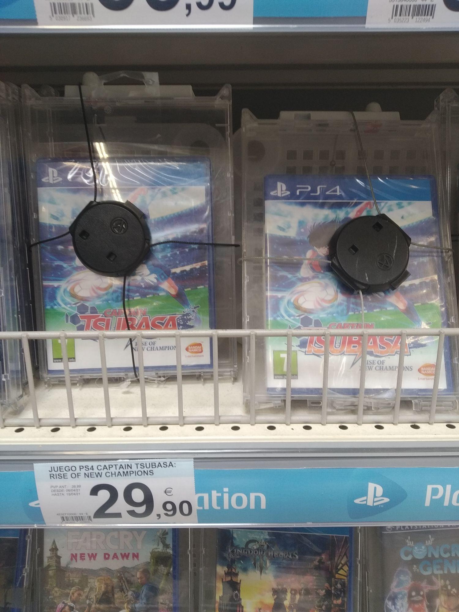 PS4 CAPTAIN TSUBASA