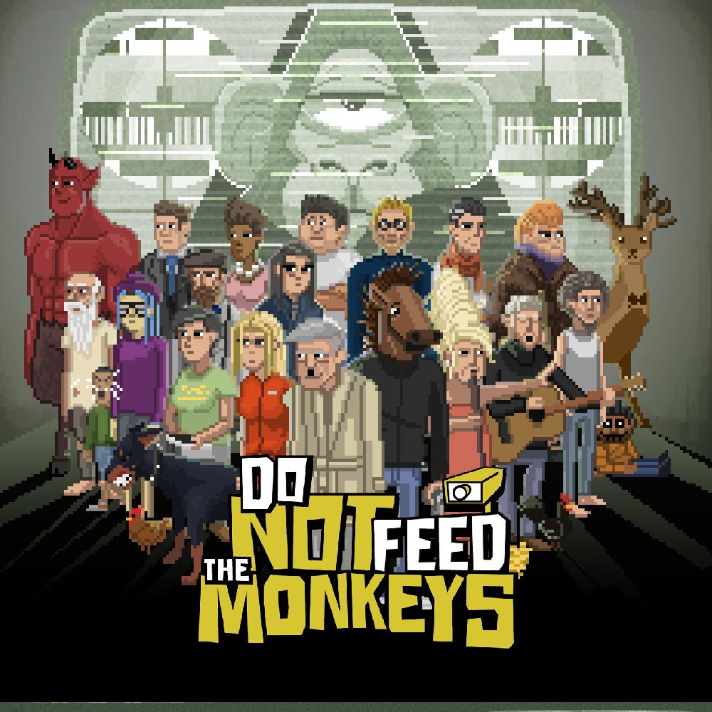 GRATIS :: Do Not Feed the Monkeys #PRIME