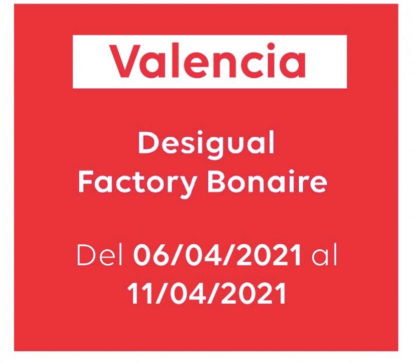 - 60% Desigual Outlet Bonaire ( Valencia)