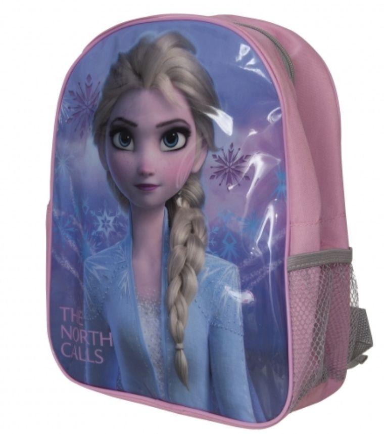 Frozen Ii - Mochila The North Calls Para Niños Niñas (tamaño Único) (rosa)