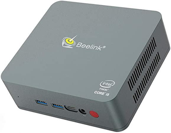 Mini PC Beelink U57 8gb de ram y 256gb de SSD