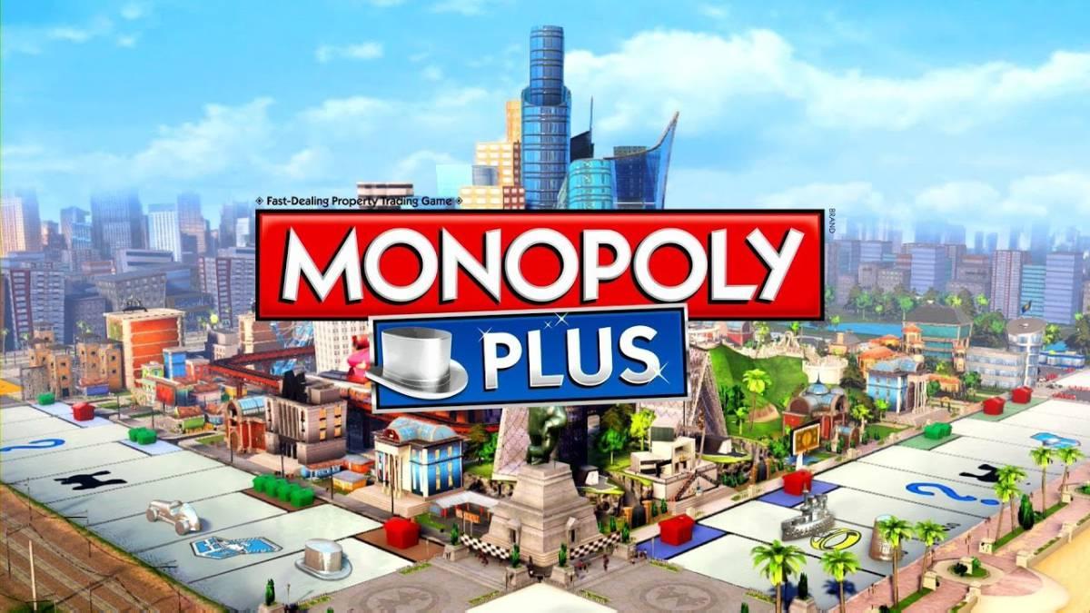 Monopoly Plus Ubisoft