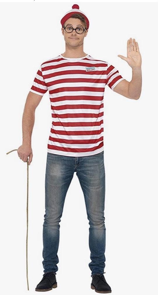 Disfraz Wally talla L