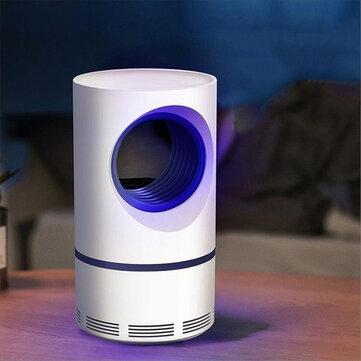 USB UV Anti Fly Mosquito Killer Lámpara Trampa de insectos eléctrica