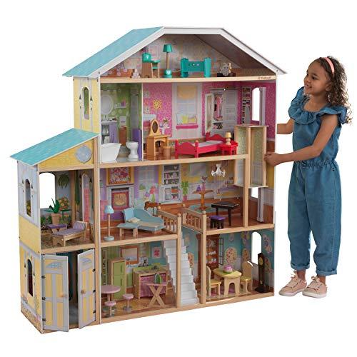 Casa muñecas - KidKraft Majestic Mansion