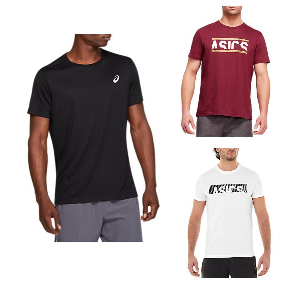 3 Camisetas Asics por solo 16€ y Otros Modelos 3 x 20€