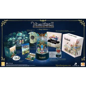 Ni no Kuni II El Renacer de un Reino King's Edition PS4