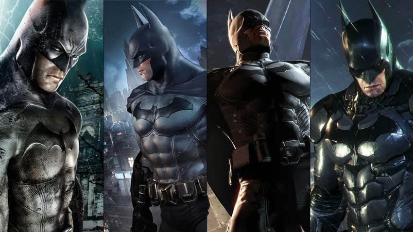 Todos los Batman Arkahm y sus DLCs para Steam - 5,41€