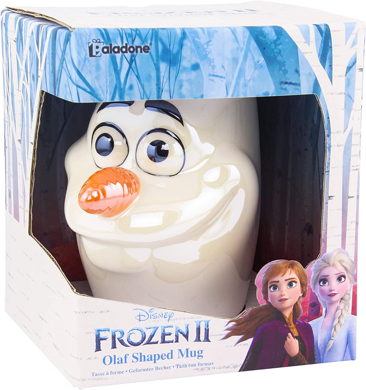 Taza cerámica 3D Disney Frozen II Olaf